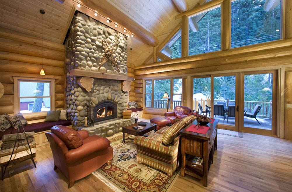 Traditional vs modern cabin interiors american expedition Traditional vs contemporary design