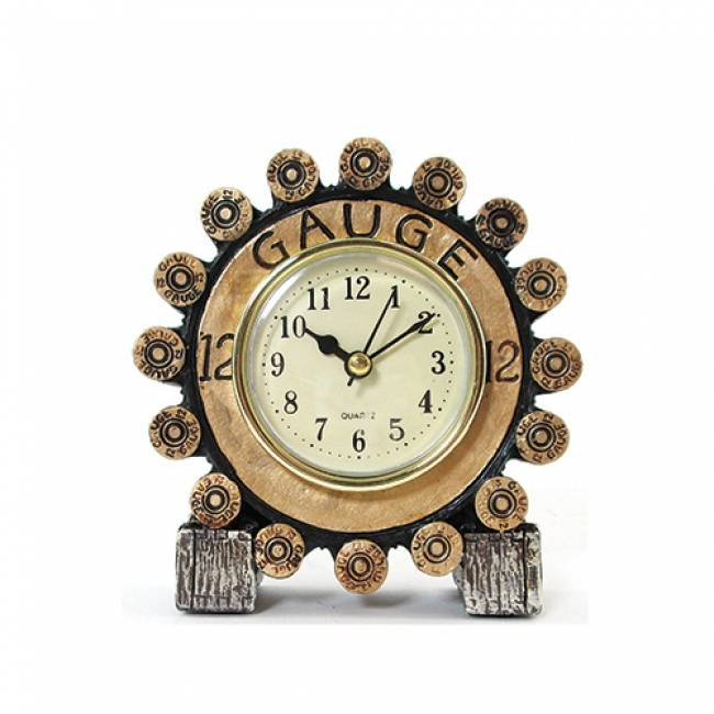 Shotgun Shell Clock